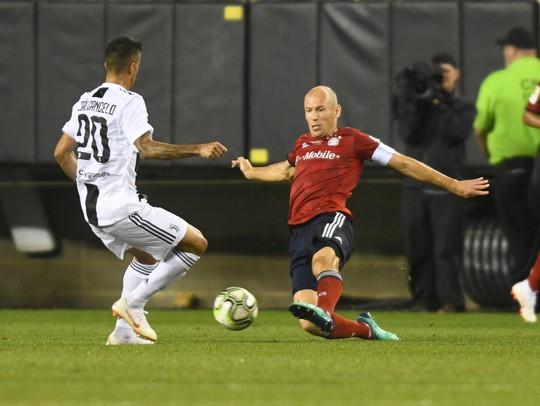 Juventus thay áo mới, hạ Hùm xám xứ Bavaria - Ảnh 6.