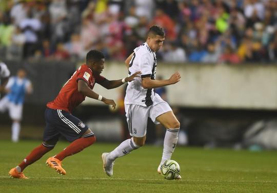 Juventus thay áo mới, hạ Hùm xám xứ Bavaria - Ảnh 1.