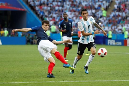 Bàn thắng đẹp nhất World Cup 2018: Vinh danh Benjamin Pavard - Ảnh 1.