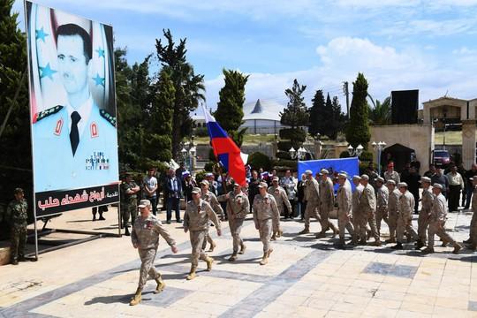 Ông Assad muốn quân đội Nga ở lại Syria lâu dài - Ảnh 1.