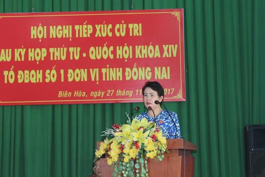 Đồng Nai đã có Trưởng Đoàn ĐBQH thay bà Phan Thị Mỹ Thanh - ảnh 2