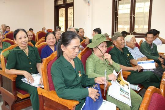 Tập đoàn Tân Hiệp Phát tích cực trong công tác đền ơn đáp nghĩa - Ảnh 2.