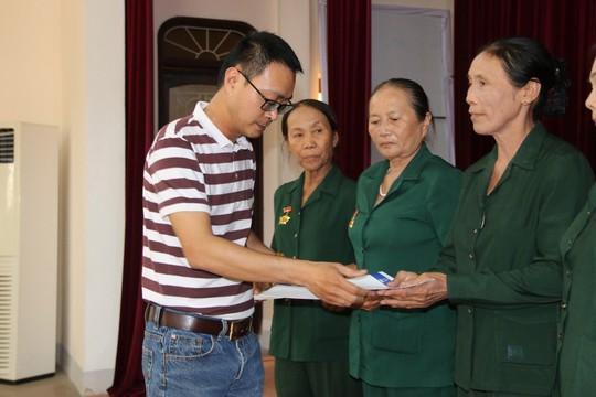 Tập đoàn Tân Hiệp Phát tích cực trong công tác đền ơn đáp nghĩa - Ảnh 3.