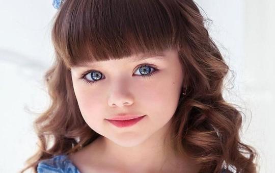 Nhiều mẫu nhí sở hữu gương mặt rất xinh đẹp - Ảnh 2.