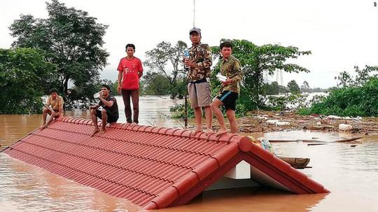"""Lào khẳng định đập thủy điện vỡ do """"chất lượng thi công kém"""" - Ảnh 2."""