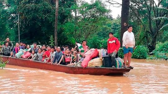 """Lào khẳng định đập thủy điện vỡ do """"chất lượng thi công kém"""" - Ảnh 3."""