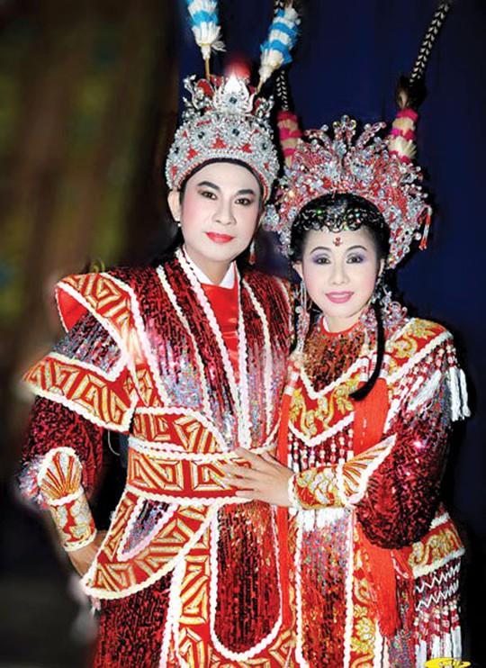 Chí Linh - Vân Hà: Cặp đôi say cải lương - Ảnh 1.