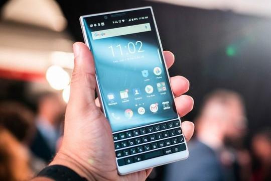 Smartphone bảo mật BlackBerry KEY2 với nhiều cải tiến đã lên kệ tại VN - Ảnh 1.