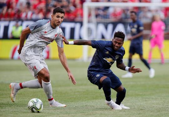 Hàng thủ tệ hại, Man United đại bại trước Liverpool - Ảnh 5.