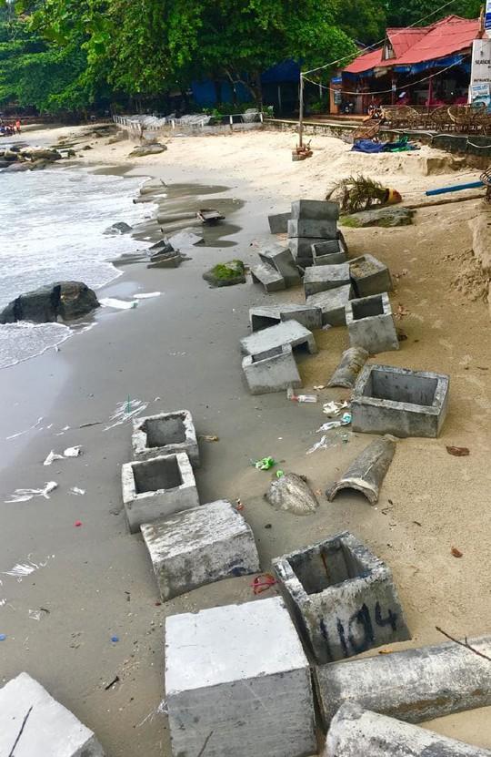 Giang hồ Trung Quốc làm điên đảo bãi biển bình yên của Campuchia - Ảnh 4.