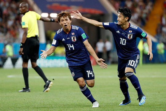 Bỉ lội ngược dòng ngoạn mục để vượt qua Nhật Bản 3-2 - Ảnh 4.