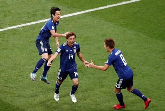 Bỉ lội ngược dòng ngoạn mục để vượt qua Nhật Bản 3-2 - Ảnh 5.