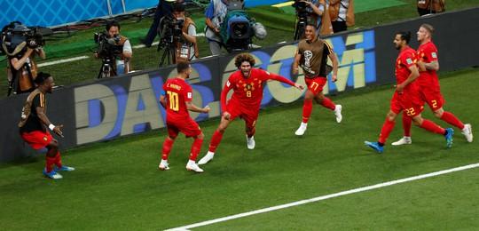 Ngược dòng thắng Nhật Bản 3-2, Bỉ vào tứ kết gặp Brazil - Ảnh 8.