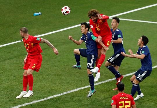 Ngược dòng thắng Nhật Bản 3-2, Bỉ vào tứ kết gặp Brazil - Ảnh 7.