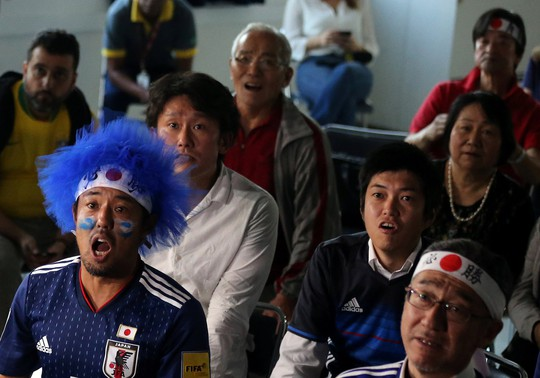 Bỉ lội ngược dòng ngoạn mục để vượt qua Nhật Bản 3-2 - Ảnh 13.