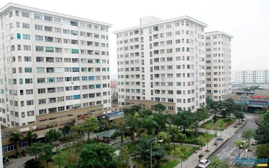 """Phát triển nhà thu nhập thấp đô thị: Vẫn là """"nút thắt"""" thiếu vốn - Ảnh 1."""