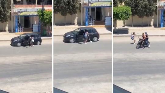 """Thế giới cuồng nhiệt nhảy """"chạy theo xe hơi"""", cảnh sát lo sốt vó - Ảnh 3."""