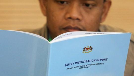 """""""Sếp lớn"""" hàng không dân dụng Malaysia từ chức sau báo cáo MH370 - Ảnh 2."""