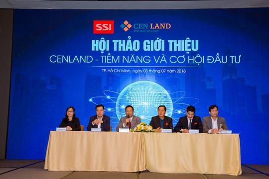 Trước thềm niêm yết cổ phiếu, CENLand tổ chức Roadshow công bố thông tin - Ảnh 1.