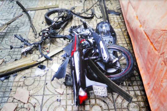Hành trình theo dấu những kẻ đánh bom trụ sở công an ở TP HCM - Ảnh 3.