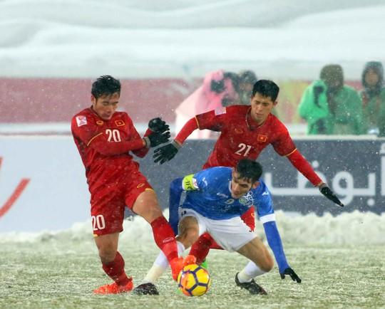HLV Park Hang Seo áp dụng U23 + 3 ở giải tứ hùng - Ảnh 1.