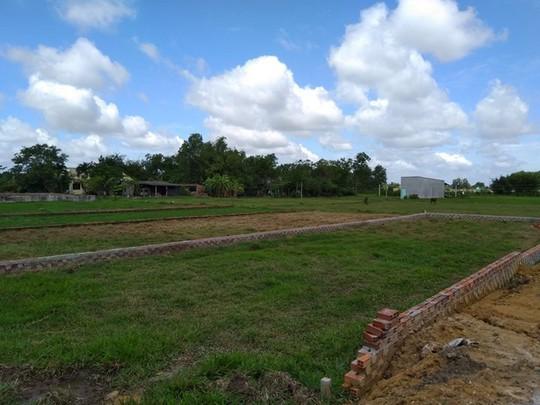 Khốn đốn vì mua đất nền chưa được phép phân lô tại quận 9 - Ảnh 1.