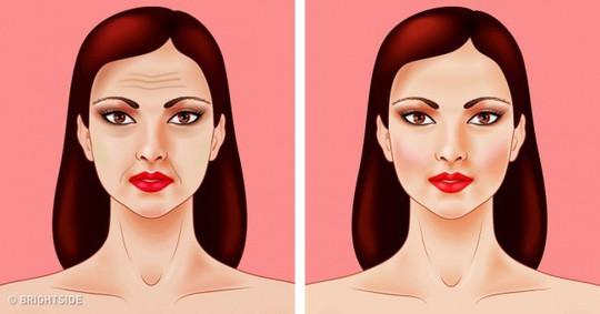 10 nguyên nhân khiến da mặt bị chảy xệ sớm - Ảnh 11.