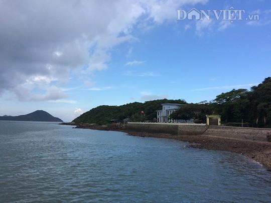 Khám phá vẻ đẹp hoang sơ trên đảo tiền tiêu Vĩnh Thực - Ảnh 1.