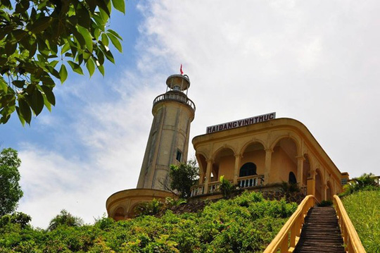 Khám phá vẻ đẹp hoang sơ trên đảo tiền tiêu Vĩnh Thực - Ảnh 9.