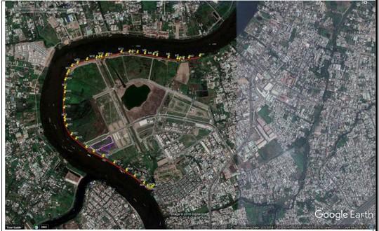 Đại Phúc khởi công giai đoạn 2 tuyến kè bờ sông Sài Gòn - Ảnh 1.
