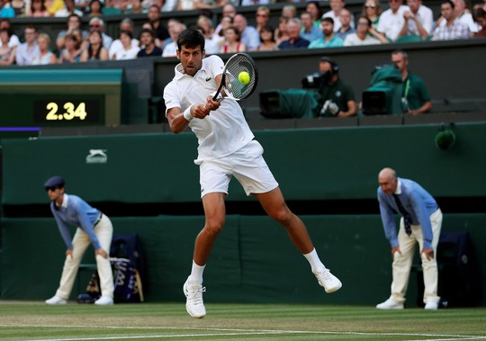 Tuyển Anh xuất sắc trên đất Nga, Wimbledon sạch bóng tay vợt Anh - Ảnh 6.