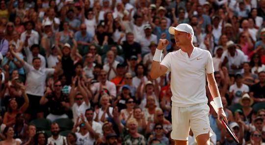 Tuyển Anh xuất sắc trên đất Nga, Wimbledon sạch bóng tay vợt Anh - Ảnh 1.