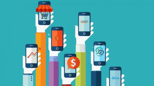 Người tiêu dùng thông thái - lựa chọn ứng dụng mua sắm thân thiết - Ảnh 1.