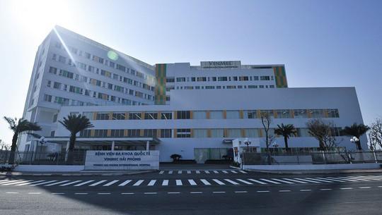Bệnh viện đa khoa 1.900 tỉ đồng đi vào hoạt động ở Hải Phòng - Ảnh 2.