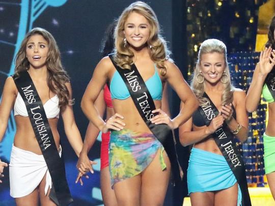 Dẹp bikini, nội bộ cuộc thi Hoa hậu Mỹ mâu thuẫn - Ảnh 3.