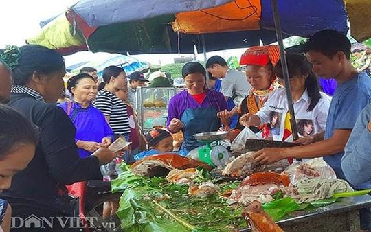Độc đáo chợ phiên vùng cao Mẫu Sơn - Ảnh 11.