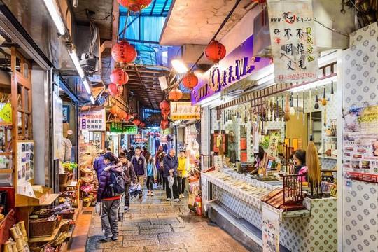 Làng cổ Cửu Phần ở Đài Loan có gì đặc biệt? - Ảnh 12.