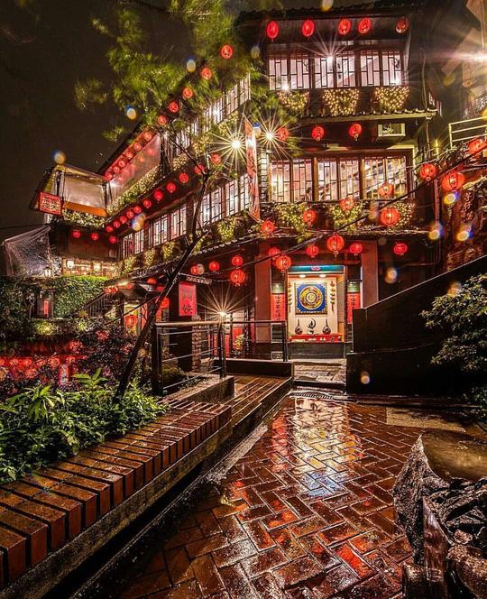 Làng cổ Cửu Phần ở Đài Loan có gì đặc biệt? - Ảnh 5.
