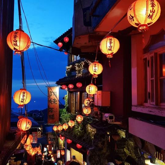 Làng cổ Cửu Phần ở Đài Loan có gì đặc biệt? - Ảnh 6.