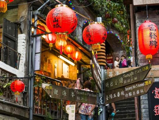 Làng cổ Cửu Phần ở Đài Loan có gì đặc biệt? - Ảnh 7.