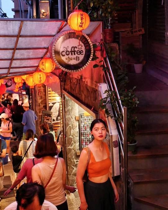 Làng cổ Cửu Phần ở Đài Loan có gì đặc biệt? - Ảnh 9.