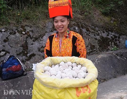 Độc đáo chợ phiên vùng cao Mẫu Sơn - Ảnh 9.