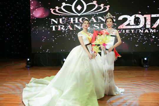Người đẹp Mỹ Duyên đăng quang Nữ hoàng trang sức - Ảnh 7.