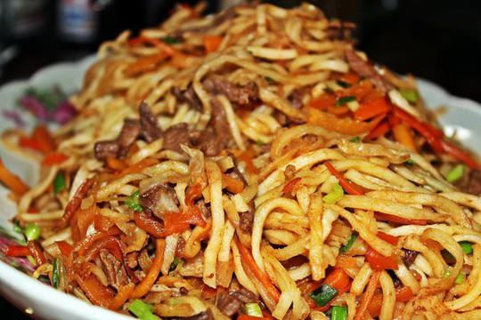 Choáng váng trước những món đặc sản Mông Cổ này - Ảnh 4.