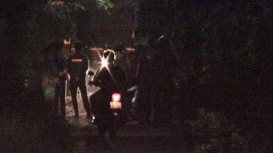 Một tài xế xe ôm Grab bị giết trong hẻm vắng - Ảnh 2.