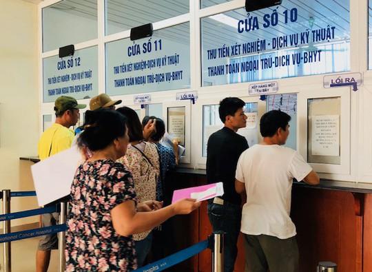 Hơn 4.300 bệnh nhân được quỹ BHYT thanh toán 200 triệu đến tiền tỉ - Ảnh 1.