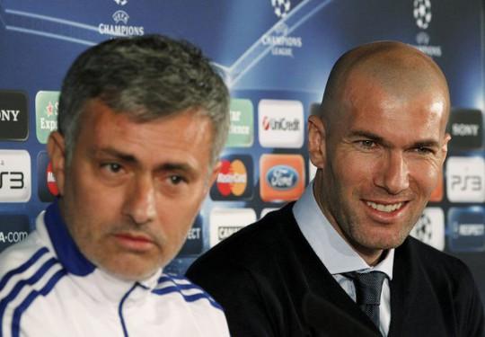 M.U nhắm Zidane thay thế Mourinho - Ảnh 1.