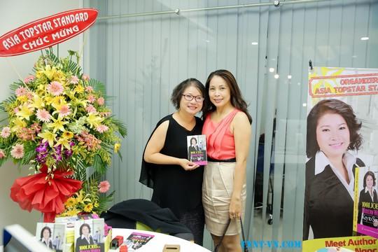 Giao lưu cùng diễn giả - tác giả Trần Nguyễn Ngọc Trang - Ảnh 2.