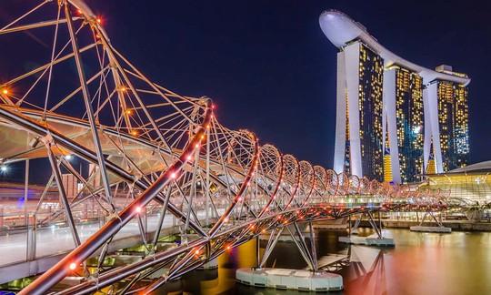 Cầu Vàng Đà Nẵng vào top những cầu đi bộ ấn tượng nhất thế giới - Ảnh 21.