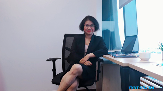 Giao lưu cùng diễn giả - tác giả Trần Nguyễn Ngọc Trang - Ảnh 5.